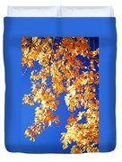 Fall Is In The Air Duvet Cover