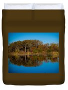 Fall Lake 4 Duvet Cover