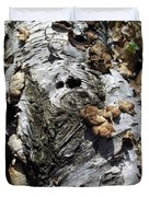 Fallen Birch Duvet Cover
