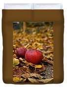 Fallen Fruit Duvet Cover