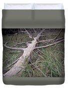 Fallen Pine Tree Duvet Cover