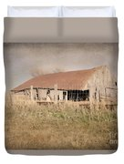 Falling Down Duvet Cover