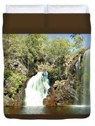 Falling Waters V2 Duvet Cover