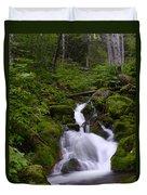 Falls Creek IIi Duvet Cover