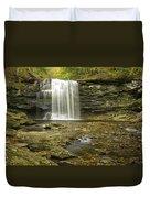 Falls Panorama Duvet Cover