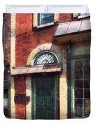 Fancy Green Door Burlington Nj Duvet Cover