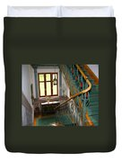 Fancy Stairs Duvet Cover
