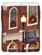 Faneuil Hall Duvet Cover