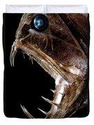 Fangtooth Fish Duvet Cover