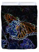 Fantasy Butterfly Duvet Cover