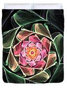 Fantasy Floral Expression 111311 Duvet Cover