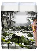 Fantasy Woods Duvet Cover