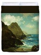 Farallon Islands Duvet Cover