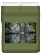 Farewell To Summer - Digital Painting Duvet Cover