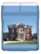 Farm Mansion Duvet Cover