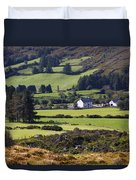 Farmland Near Kilgarvan County Kerry Duvet Cover