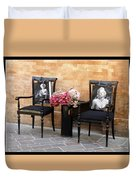 Fashionable Furniture Duvet Cover