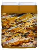 Fast Flowing Duvet Cover