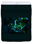 Fat Boy Abstract Duvet Cover