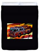 Fdny Engine 68 Duvet Cover