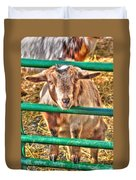 Feed Me Or I Will Eat You Lol Duvet Cover