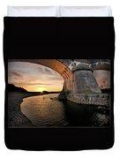 Fernbridge Sunset Duvet Cover