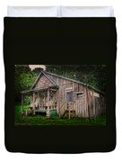 Ferndale Country Store Duvet Cover