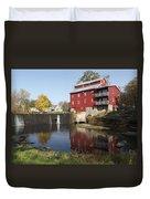 Fertile Mill Duvet Cover