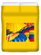 Field Of Color Duvet Cover