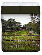 Field Of Flowers 3 Duvet Cover