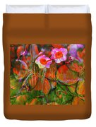 Fields Of Seeds Duvet Cover