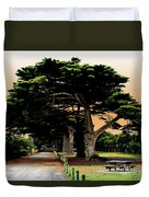 Fig Tree Lane Duvet Cover