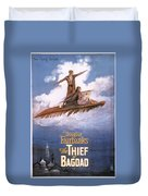 Film: The Thief Of Bagdad: Duvet Cover