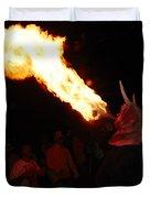 Fire Axe 2 Duvet Cover