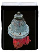 Fire Hydrant IIi Duvet Cover
