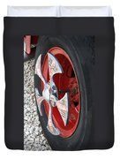 Fire Truck Spinner Duvet Cover