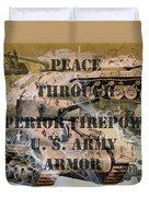 Firepower  Duvet Cover