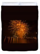 Fireworks London Duvet Cover