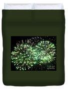 Fireworks Number 4 Duvet Cover