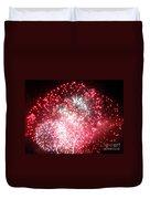 Fireworks Number 7 Duvet Cover