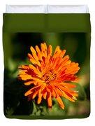 Firey Sunburst Duvet Cover