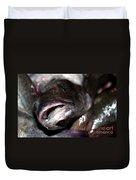 Fish Catch Duvet Cover