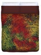 Fish Scale Duvet Cover