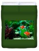 Fish Tank Duvet Cover