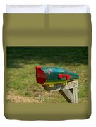 Fishing Lure Mailbox 1 Duvet Cover