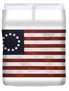 Flag - Constitution Duvet Cover