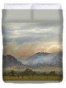 Flagstaff Fire Duvet Cover