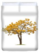 Flam Of The Forest Duvet Cover