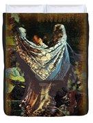 Flamenco Series No 1 Duvet Cover