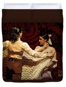 Flamenco Series No 3 Duvet Cover
